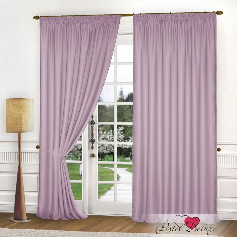 Купить Шторы Elegante, Классические шторы Спокойствие Цвет: Сиреневый, Китай, Фиолетовый, Blackout