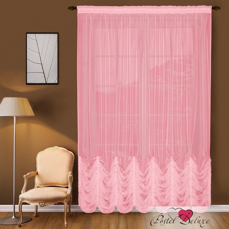 Купить Шторы Elegante, Французские шторы Kodey Цвет: Розовый, Китай, Вуаль