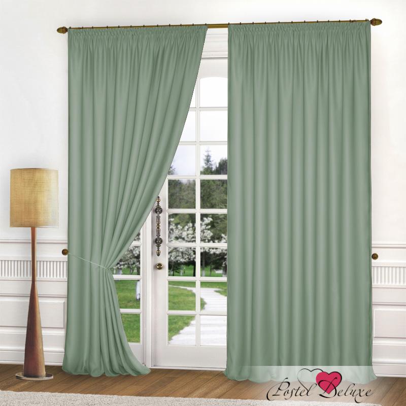 Купить Шторы Elegante, Классические шторы Спокойствие Цвет: Оливковый, Китай, Зеленый, Blackout