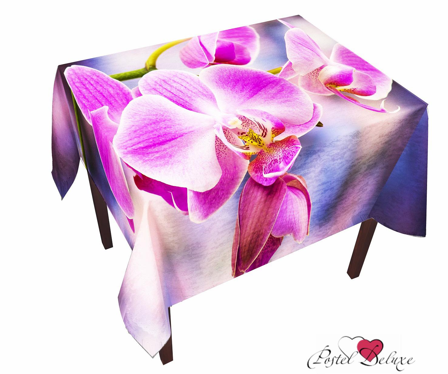 Скатерти и салфетки Elegante Скатерть Орхидея (120х150 см) скатерть прямоугольная 120х150 niklen скатерть прямоугольная 120х150