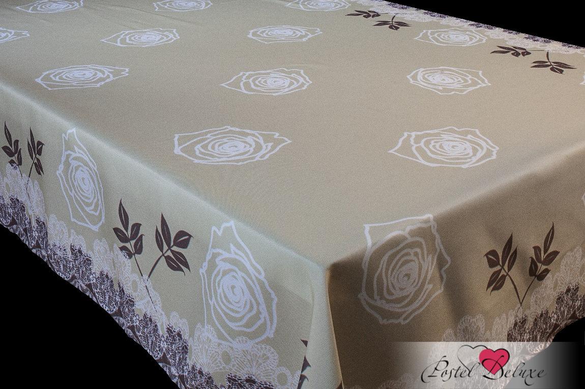 Скатерти и салфетки Elegante Скатерть Роза (120х150 см) скатерть прямоугольная 120х150 niklen скатерть прямоугольная 120х150