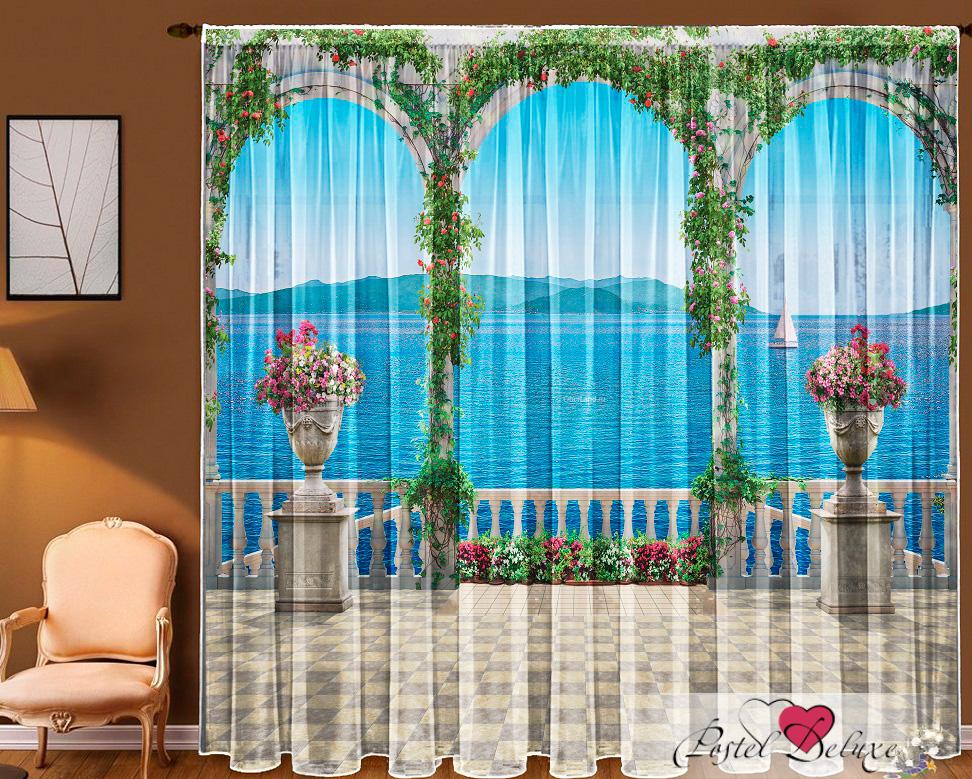 фотошторы с рисунком окна панорамой энгельса