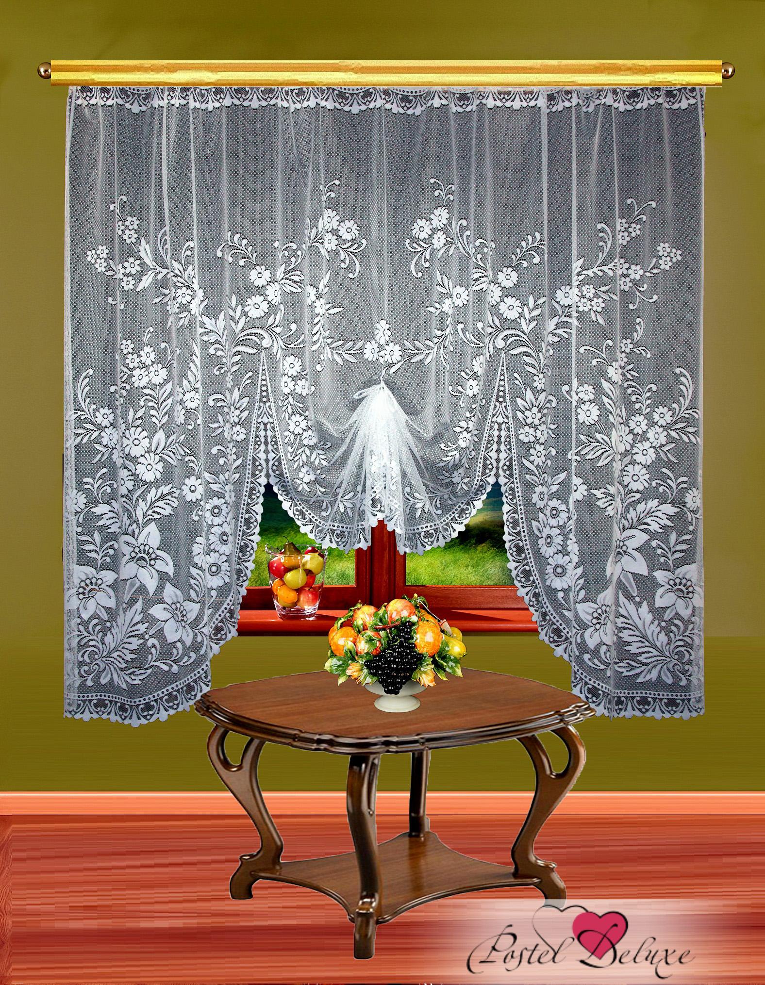 Купить Шторы Elegante, Классические шторы Josie Цвет: Белый, Китай, Серый, Тюль