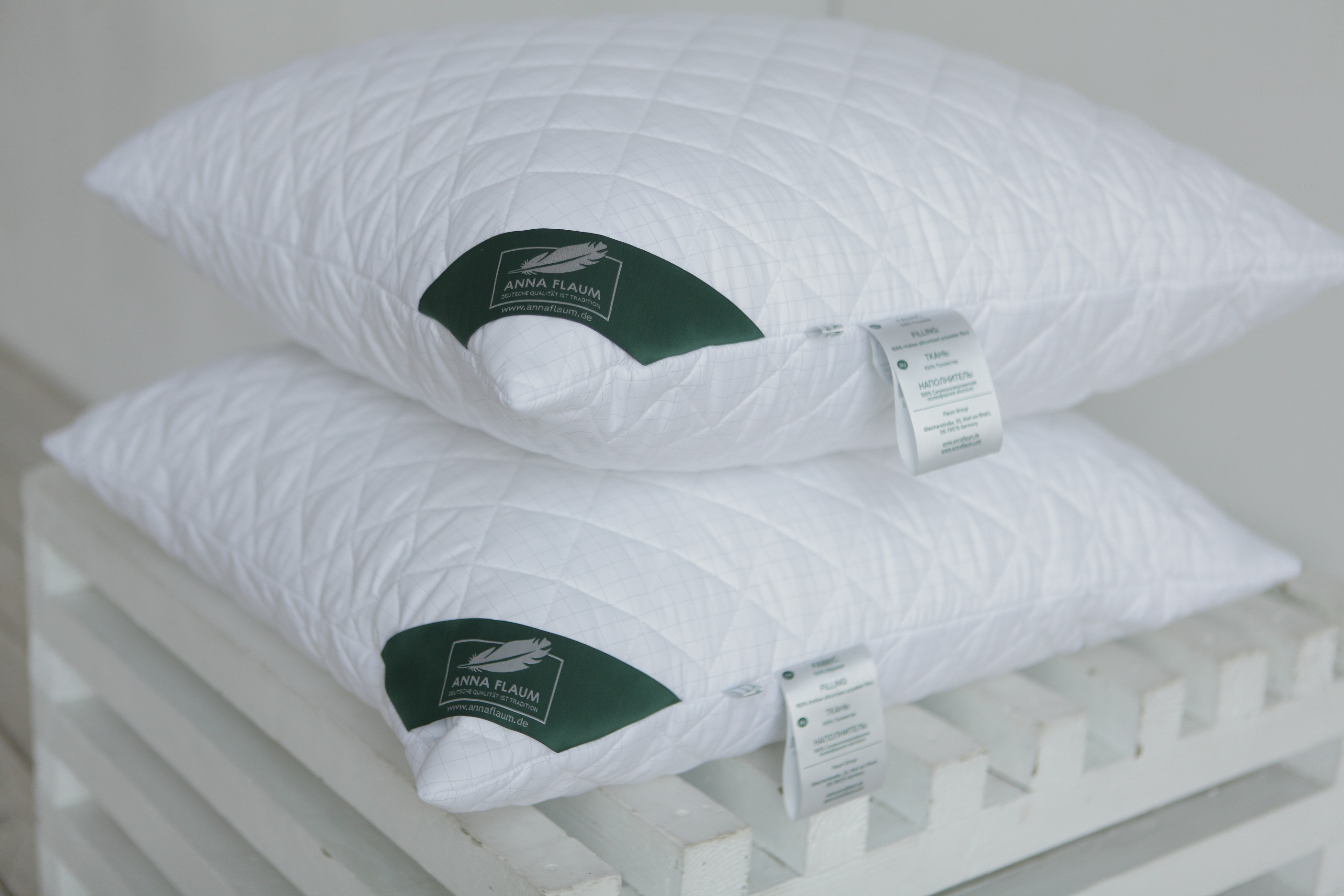 Подушка Energie Средняя (70х70)