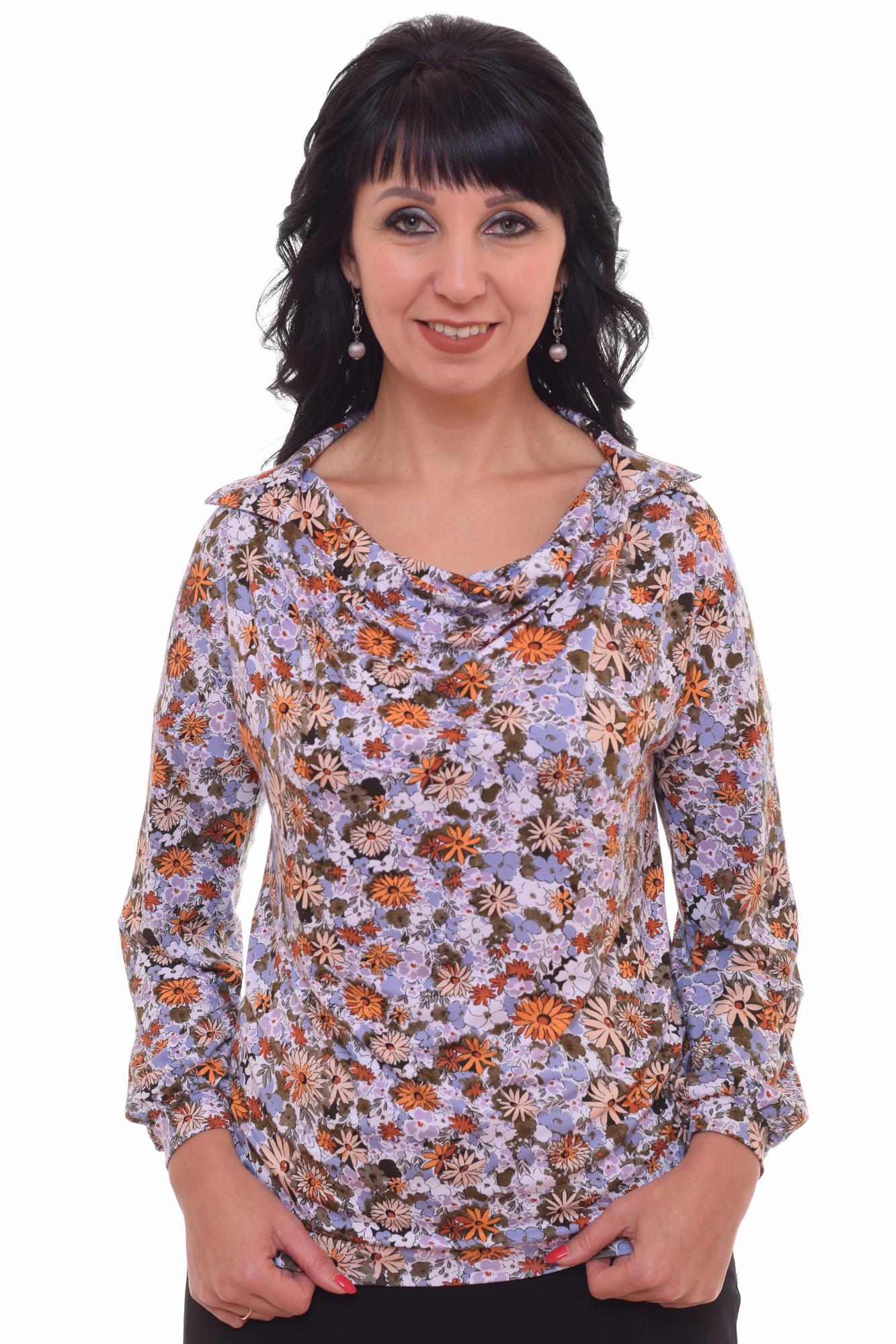 Джемпер Anatoliya Цвет: Оранжевый (44)