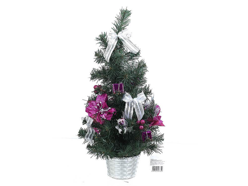 Искусственные растения Monte Christmas Ель новогодняя Caravaggio (50 см) ель royal christmas sonora hook on tree 180 см 942180