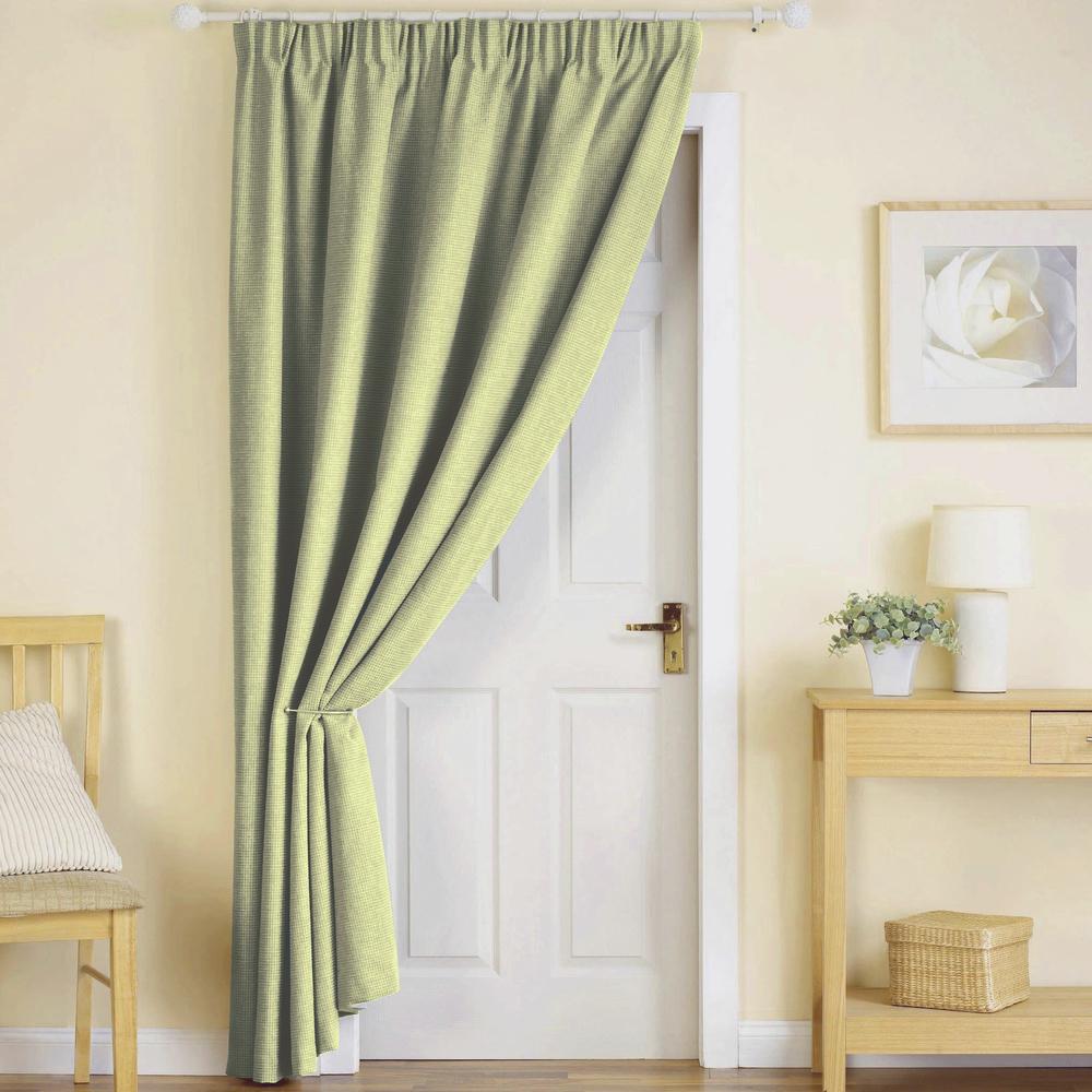Классические шторы Peony Цвет: Зеленый