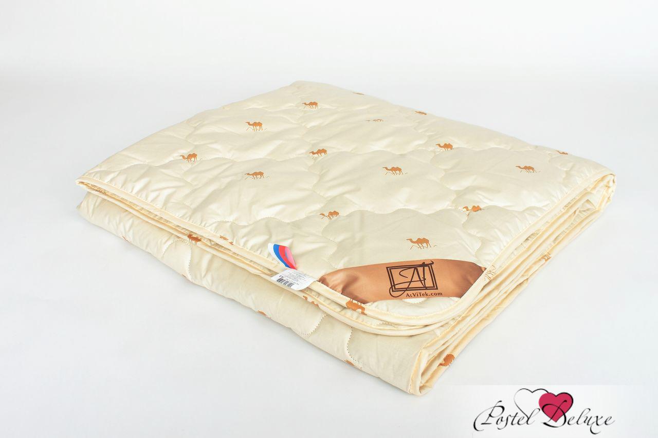 Купить Одеяла AlViTek, Одеяло Сахара Всесезонное(210х240 см), Россия, Бежевый, Хлопковый тик