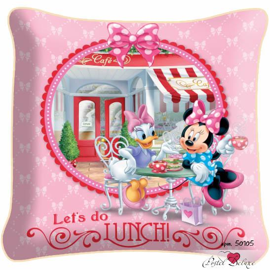 Декоративные подушки Fototende Декоративная подушка Disney (45х45) декоративные подушки fototende декоративная подушка кот матроскин