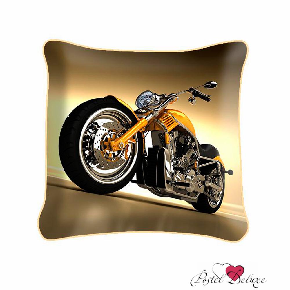 Декоративные подушки Fototende Декоративная подушка Мотоцикл (45х45) декоративные подушки fototende декоративная подушка знаки зодиака 45х45