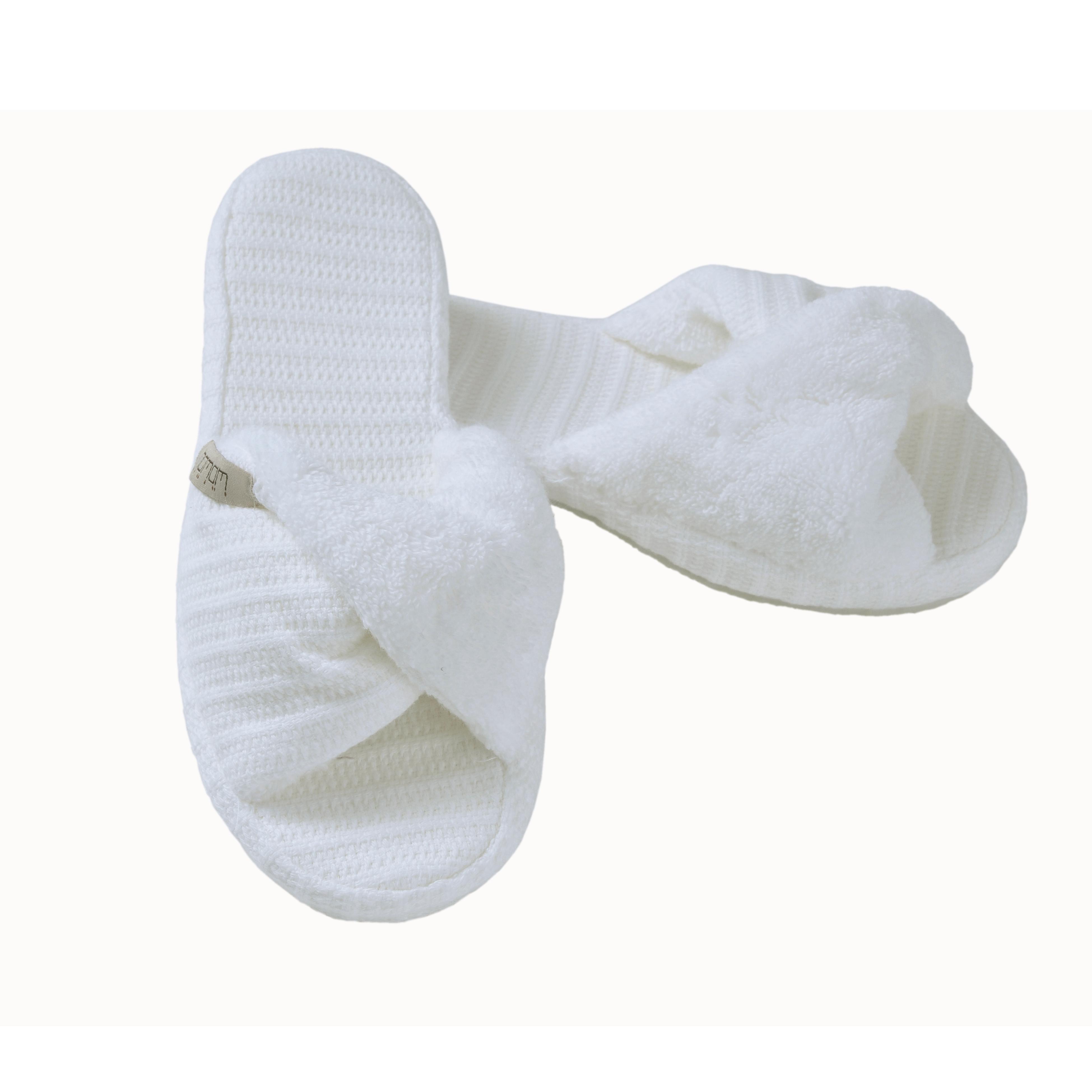 Тапочки Fula Цвет: Белый (38-39) HAMAM ham436890