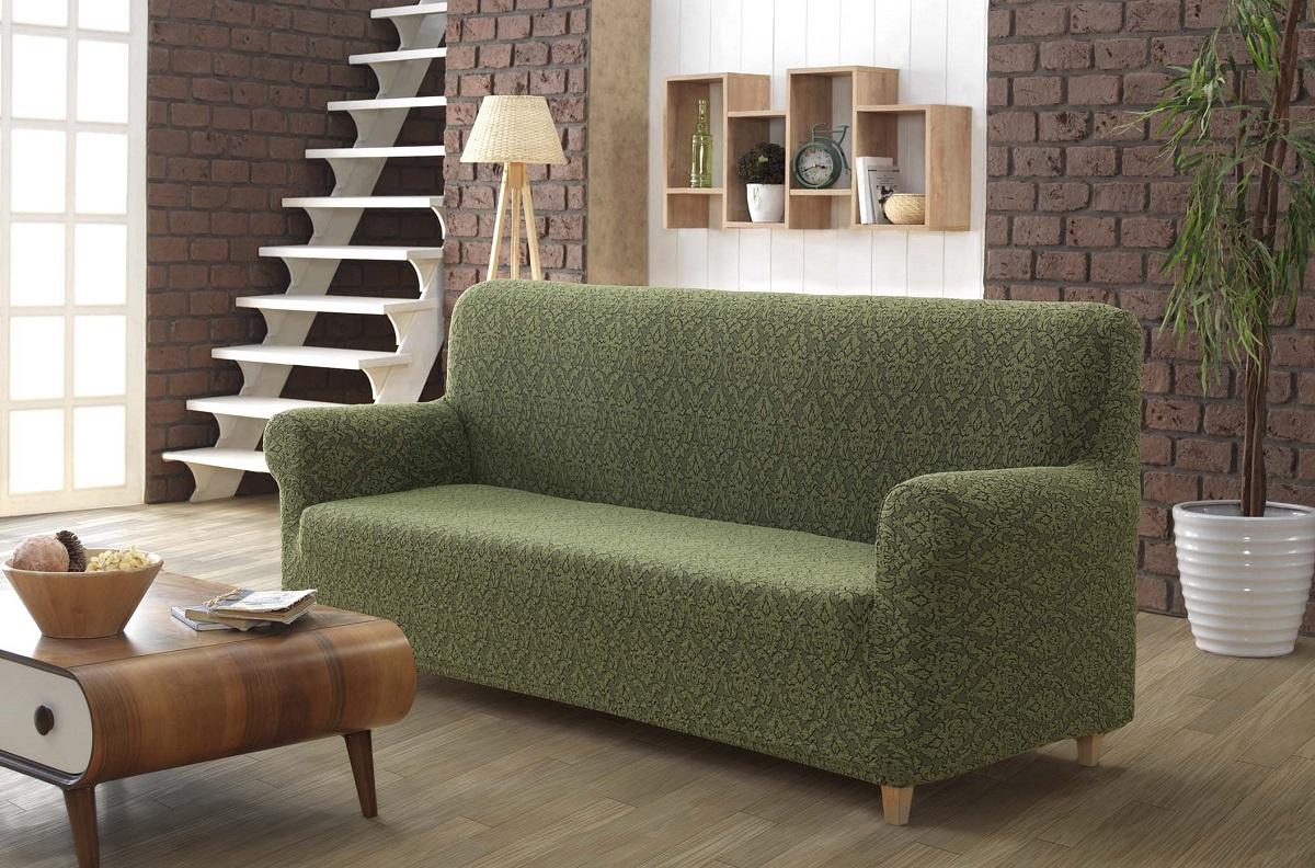 Чехол для мебели Maracaibo Цвет: Зеленый (Двухместный) фото