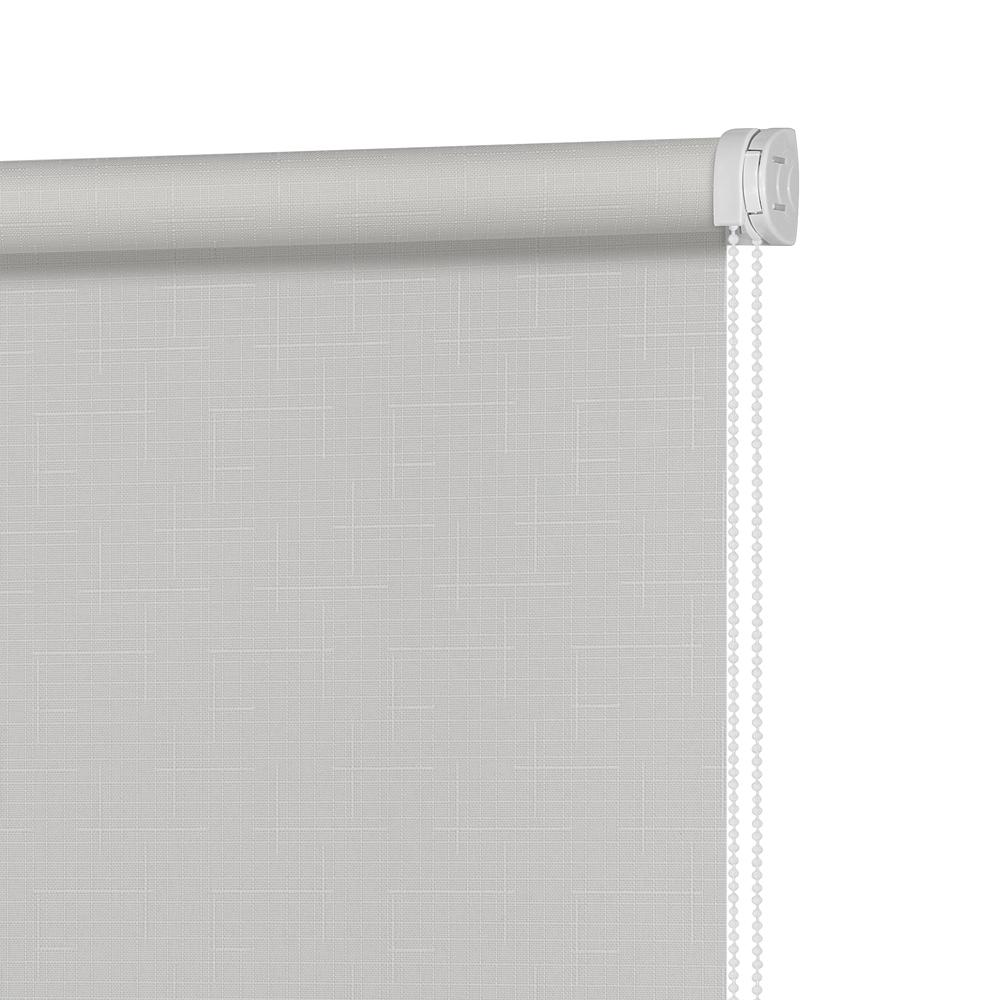 Рулонные шторы Апилера Цвет: Светло-Серый
