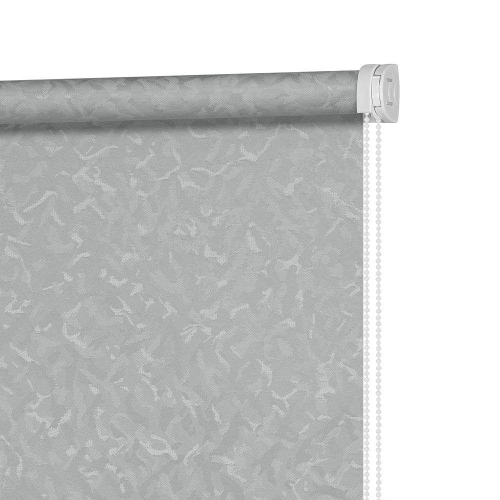 Рулонные шторы Айзен Цвет: Серебристый