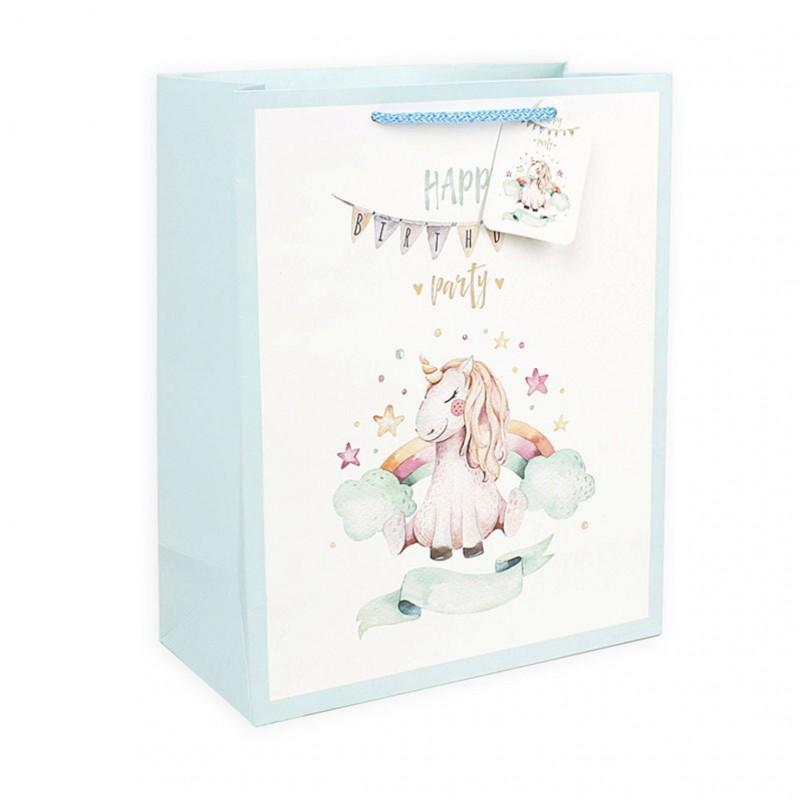 Подарочная упаковка Happy Party (42х32х11 см) фото