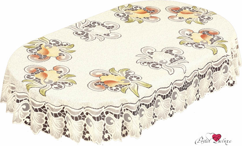 Скатерти и салфетки Haft Скатерть Robbie (120х160 см) haft скатерть ursula цвет белый 120х160 см