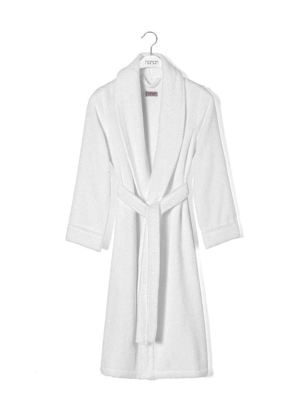 Банный халат Pera Цвет: Белый (xS) фото
