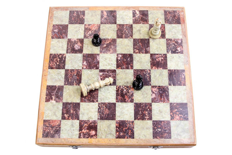 Шахматы Shari (5х35х35 см) фото