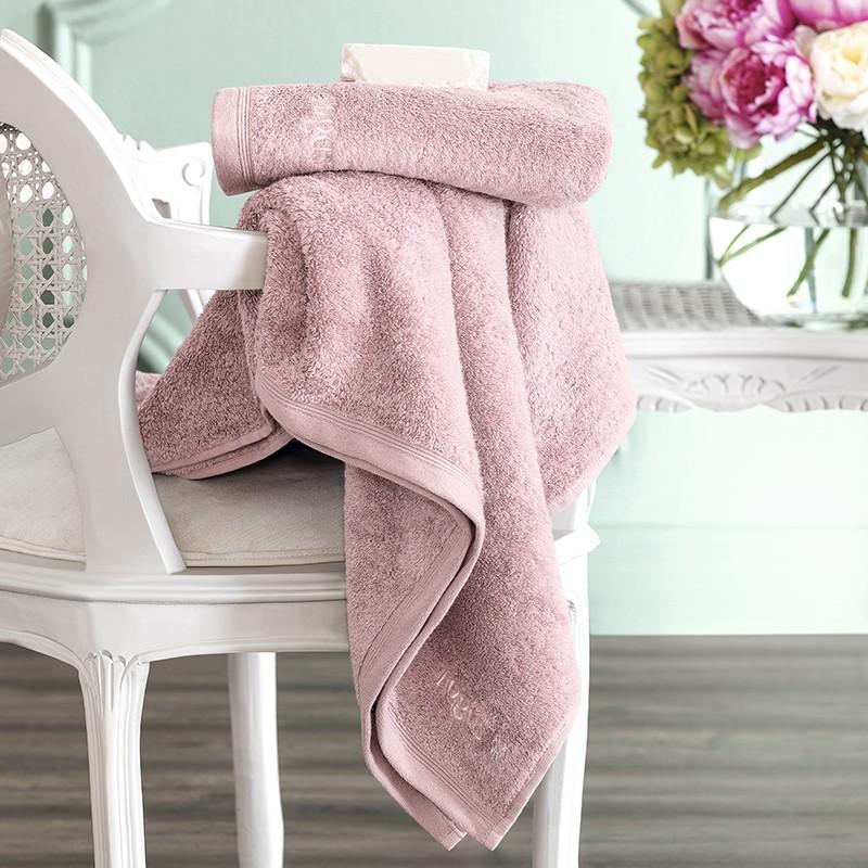 Купить Полотенца Togas, Полотенце Пуатье Цвет: Розовый (50х100 см), Греция, Модал