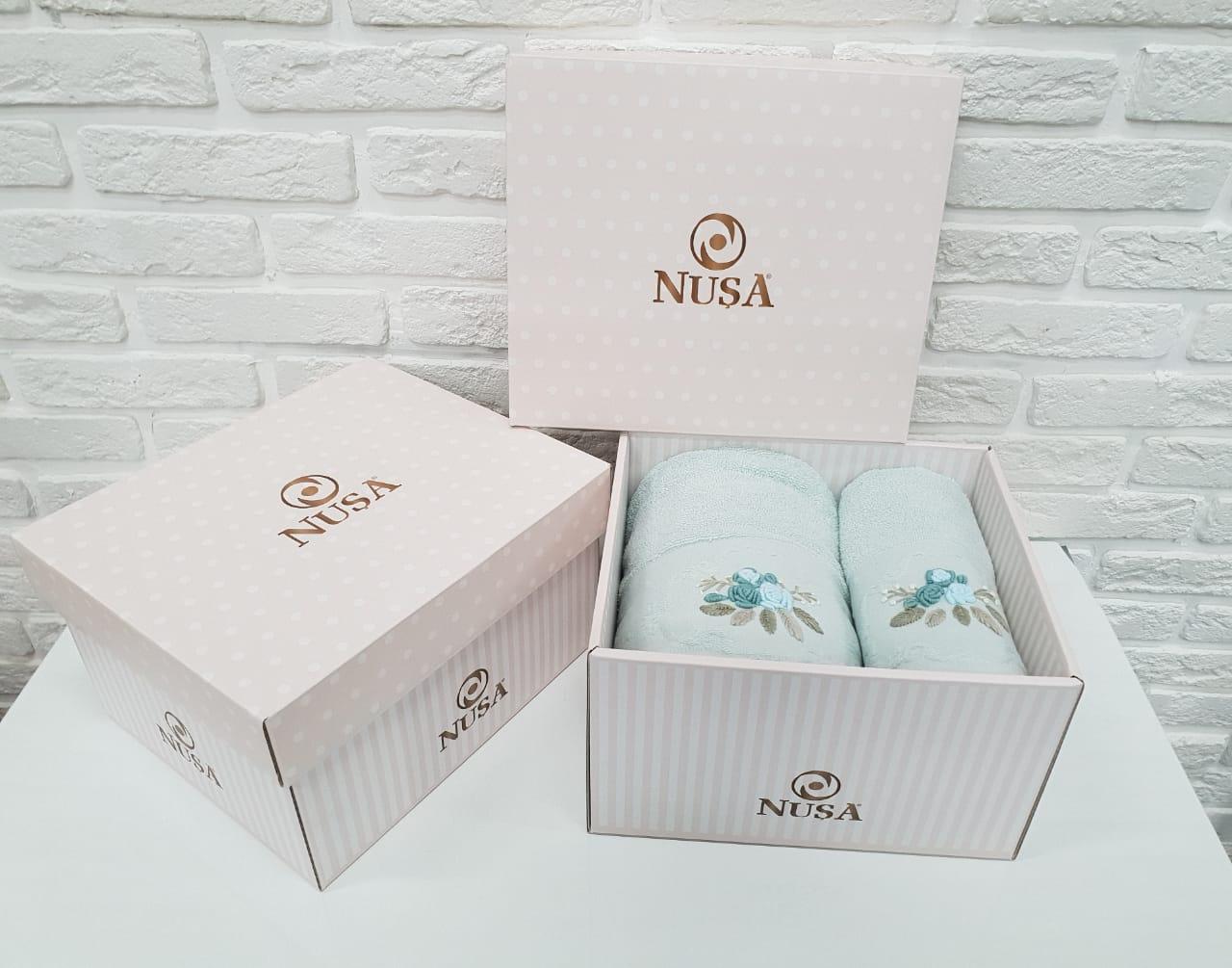 Полотенца Nusa