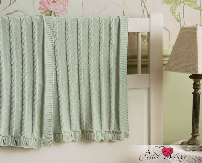 Купить Покрывала, подушки, одеяла для малышей Luxberry, Детский плед Imperio 93 Цвет: Зеленый (100х150 см), Португалия, Вязаный хлопок