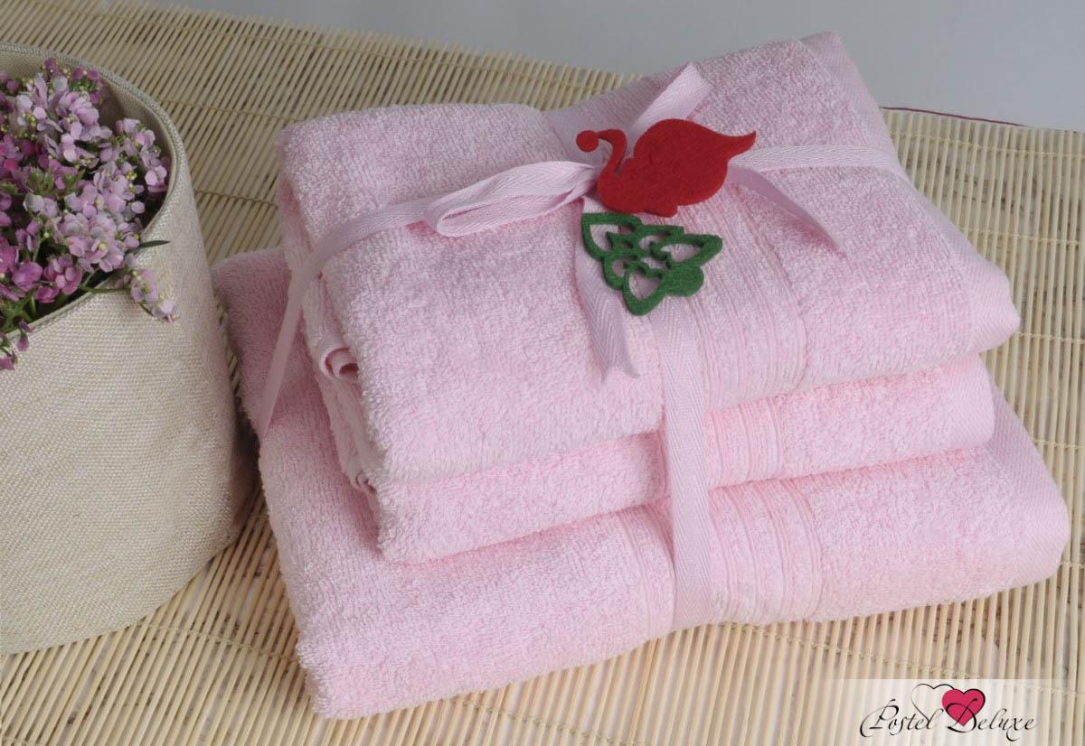 Полотенце Shalla Цвет: Розовый (50х90 см) фото