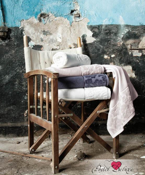 Купить Полотенца Issimo, Полотенце Jacquelyn Цвет: Индиго (30х50 см - 4 шт), Турция, Синий, Махра