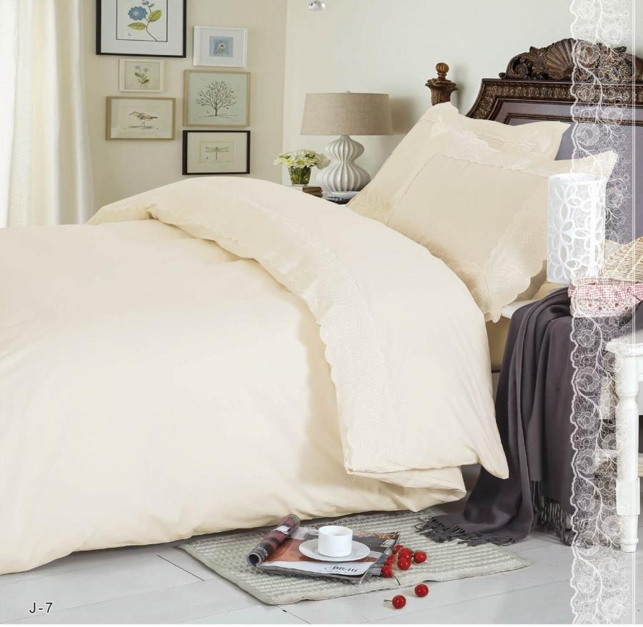 Купить Комплекты постельного белья СайлиД, Постельное белье Imlah J-7 (1, 5 спал.), Китай, Поплин