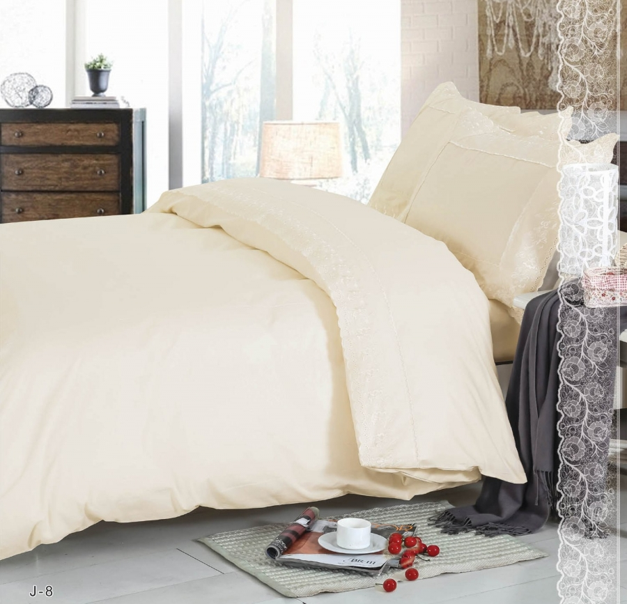 Купить Комплекты постельного белья СайлиД, Постельное белье Bristol J-8 (1, 5 спал.), Китай, Поплин