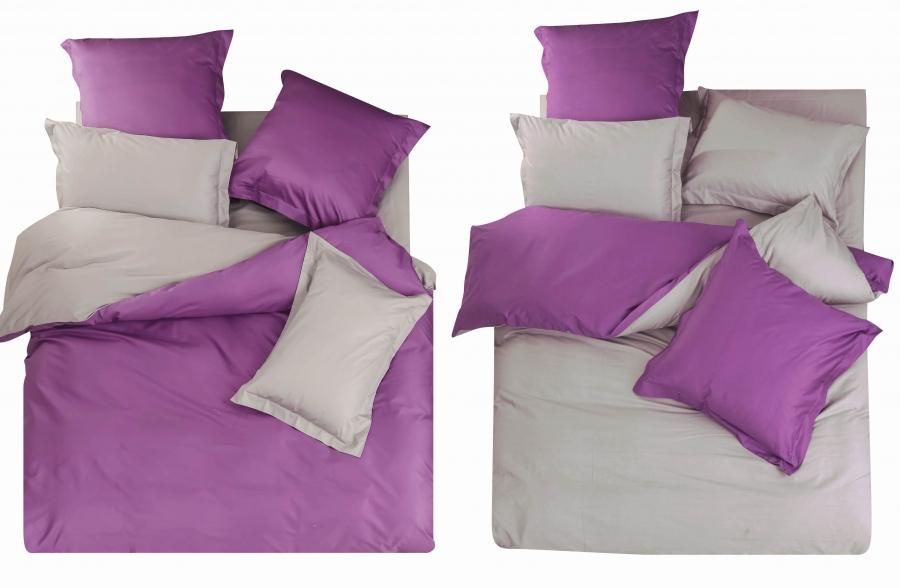 Купить Комплекты постельного белья СайлиД, Постельное белье Bonarda L-16 (2 сп. евро), Китай, Хлопковый сатин