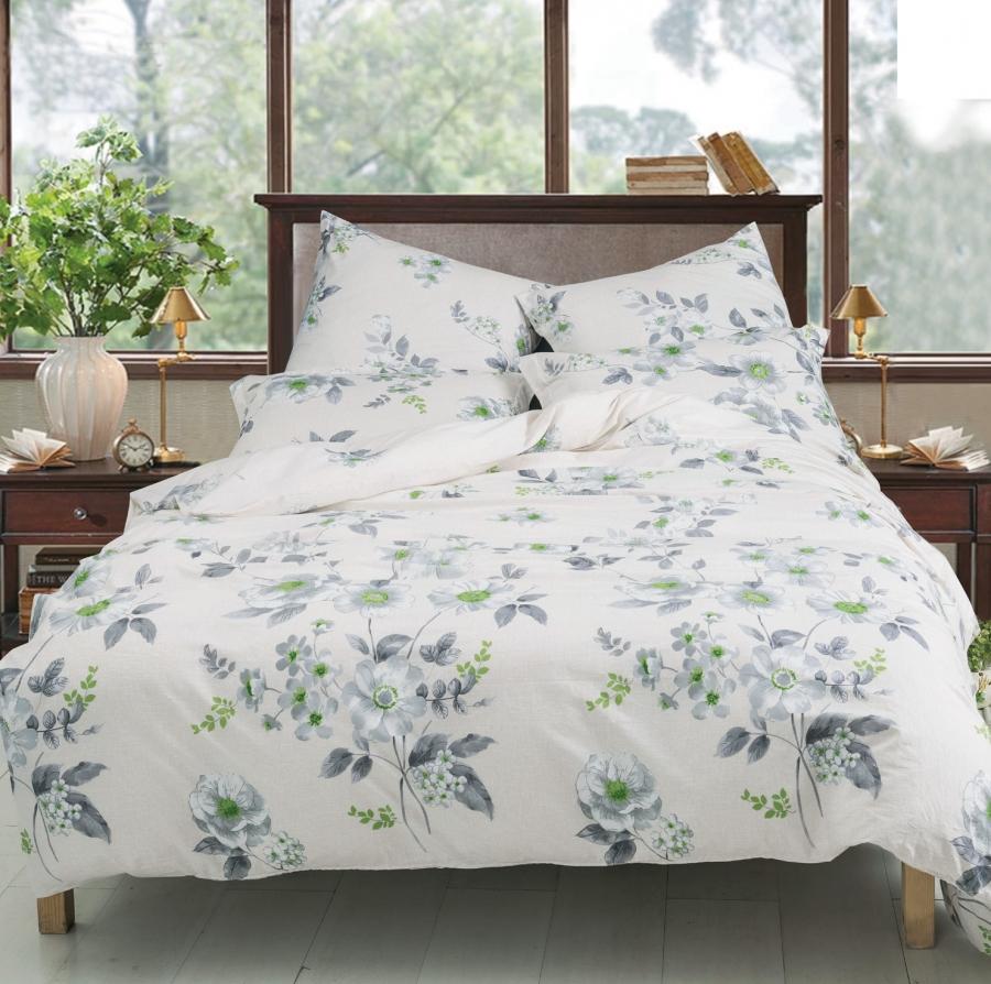 Купить Комплекты постельного белья СайлиД, Постельное белье Alvar A-188 (2 сп. евро), Китай, Поплин