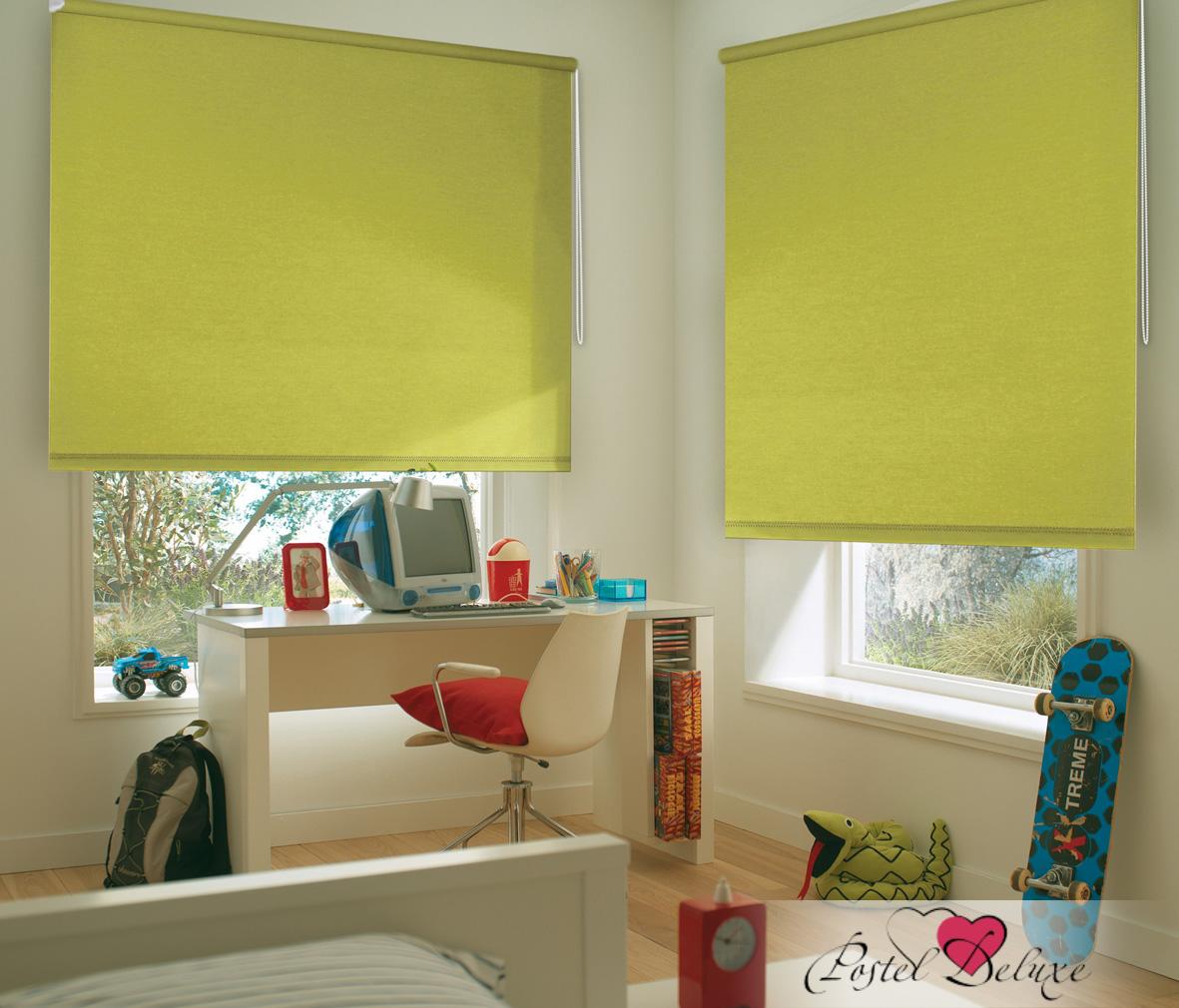 Рулонные шторы Basemath Цвет: Салатовый