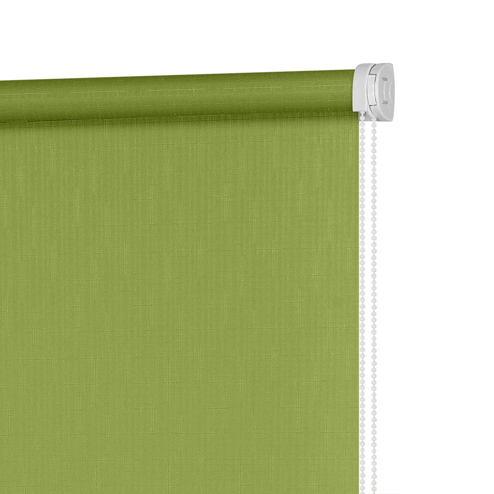 Рулонные шторы Апилера Цвет: Зеленый