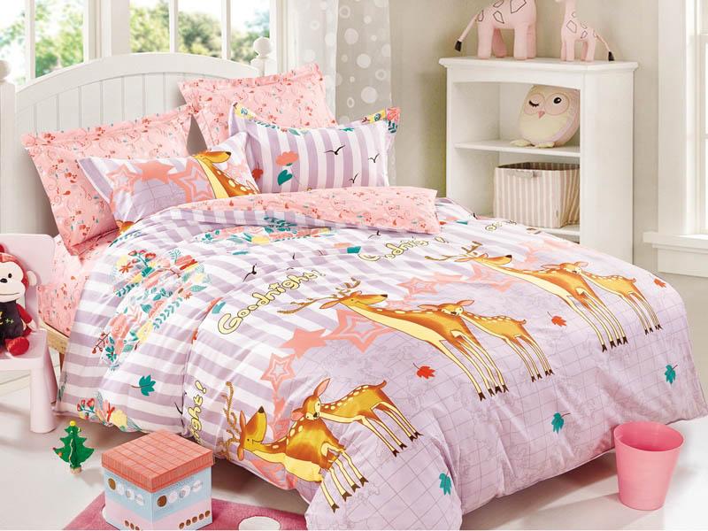детское постельное белье Mioletto Детское Постельное белье Dudda (150х215 см) постельное белье mioletto постельное белье page 2