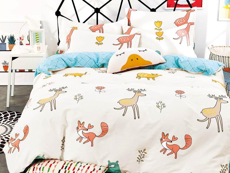 детское постельное белье Mioletto Детское Постельное белье Selah (150х215 см) simon mignon детское постельное белье