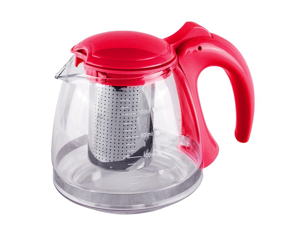 Чайник заварочный Deshaun в ассортименте (750 мл) YIWU spe766766
