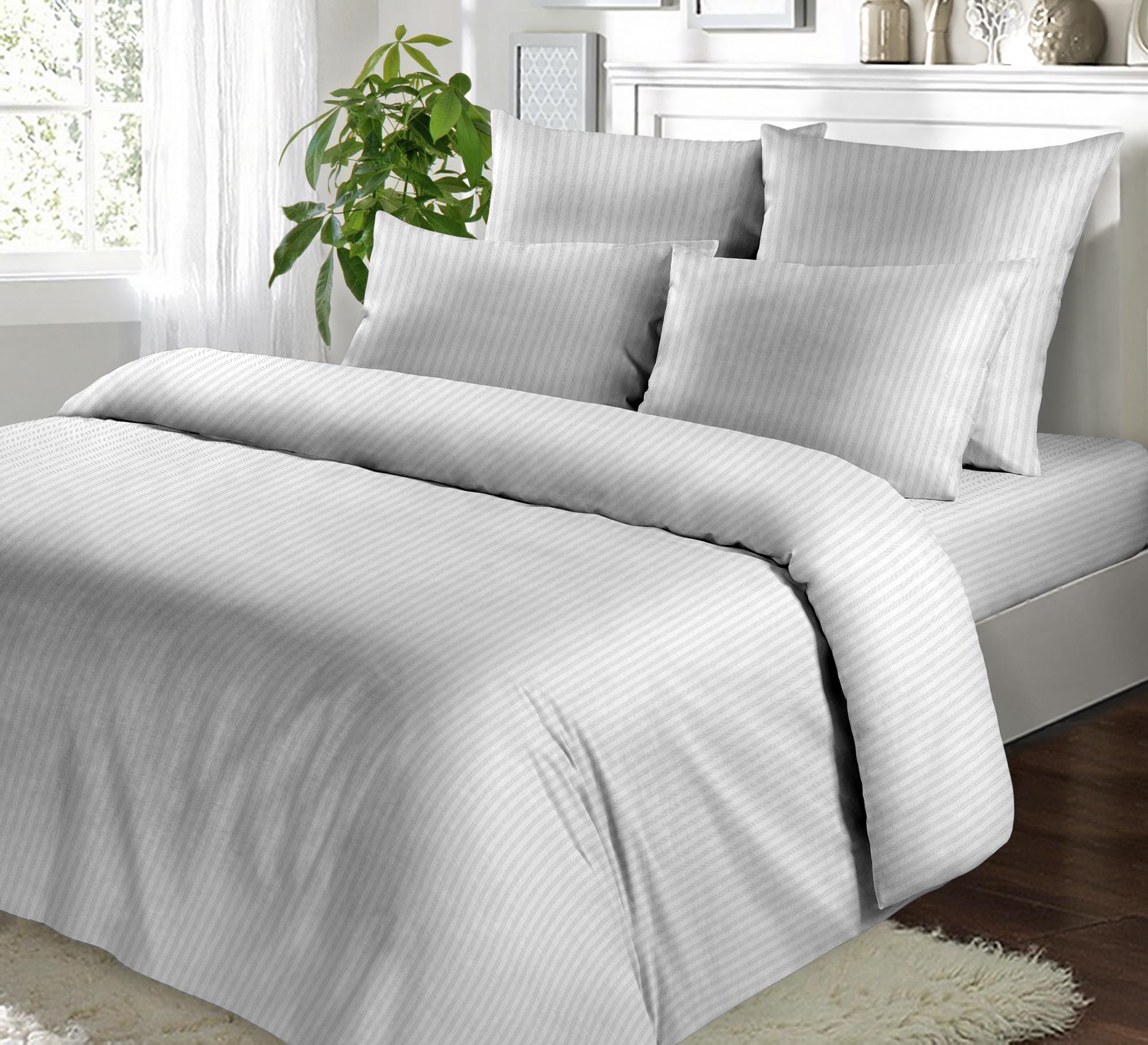 Постельное белье Tadzh-Makhal Цвет: Белый (1,5 спал.) фото