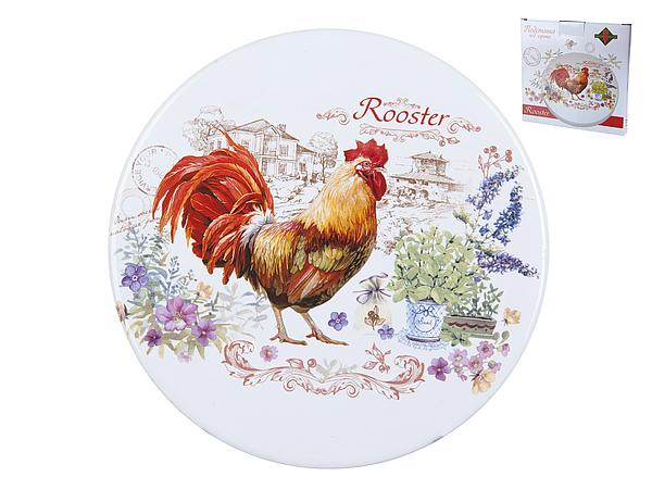 Подносы Polystar Подставка  горячее Rooster (17 см)