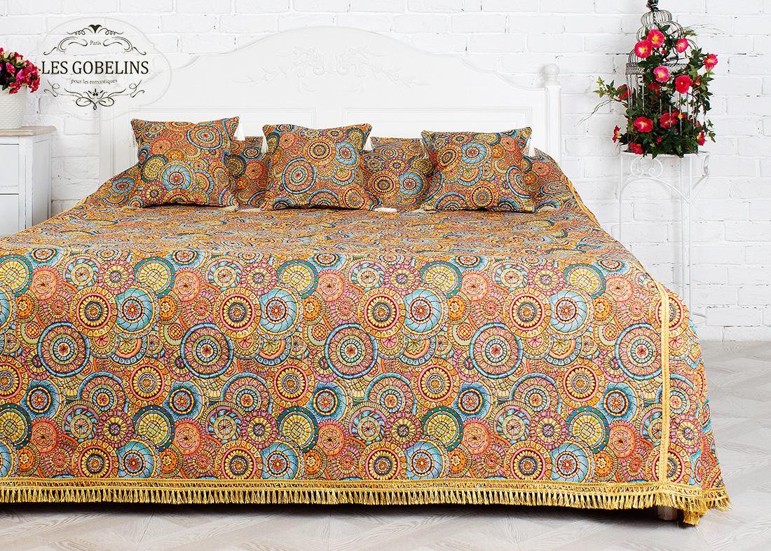 где купить Пледы и покрывала Les Gobelins Покрывало на кровать Galaxie (150х220 см) по лучшей цене