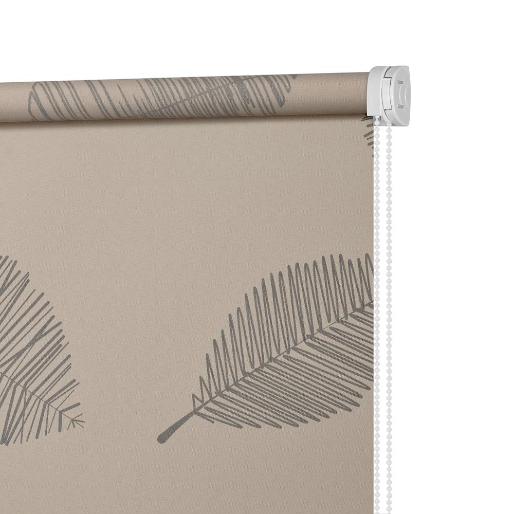 Рулонные шторы Листья