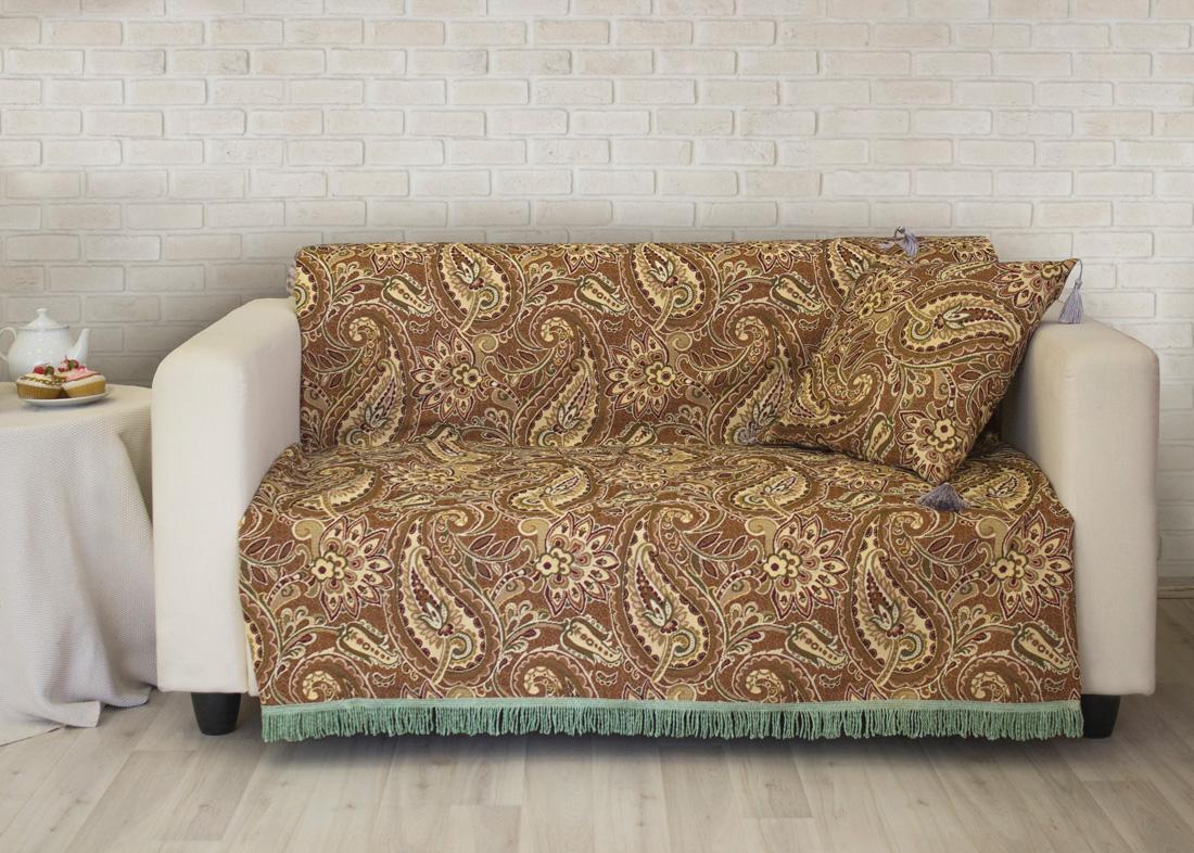где купить Пледы и покрывала Les Gobelins Накидка на диван Vostochnaya Skazka (160х220 см) по лучшей цене