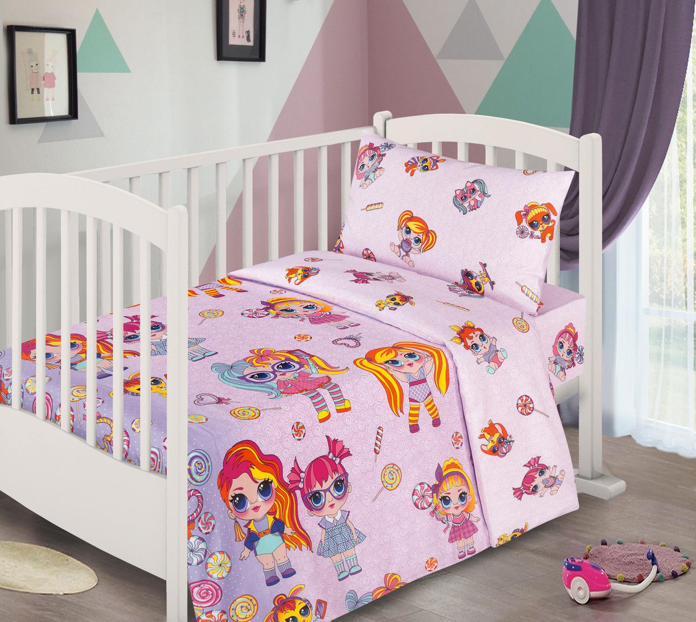 Детское постельное белье MILANIKA mnk661625