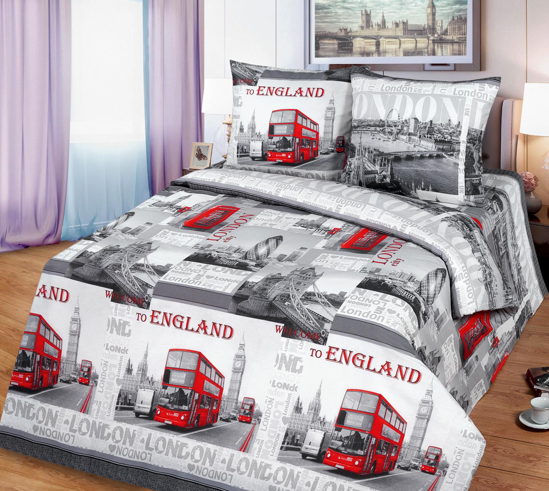 Постельное белье London (семейное) фото