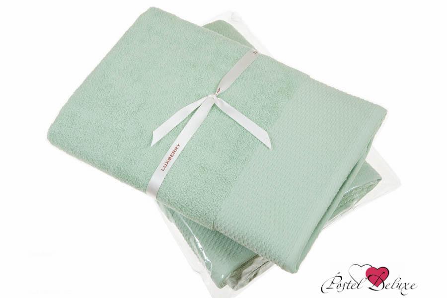 Полотенца Luxberry Полотенце Joy Цвет: Зеленый (70х140 см)
