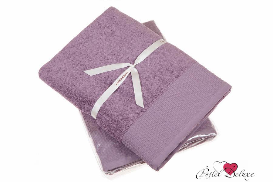 Купить Полотенца Luxberry, Полотенце Joy Цвет: Лиловый (50х100 см), Португалия, Сиреневый, Махра
