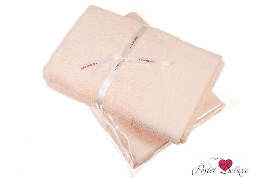 Купить Полотенца Luxberry, Полотенце Joy Цвет: Лососевый (50х100 см), Португалия, Персиковый, Махра