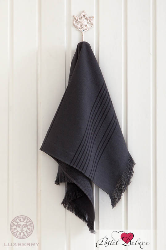 Полотенца Luxberry Полотенце Sinple Цвет: Антрацит (70х140 см)