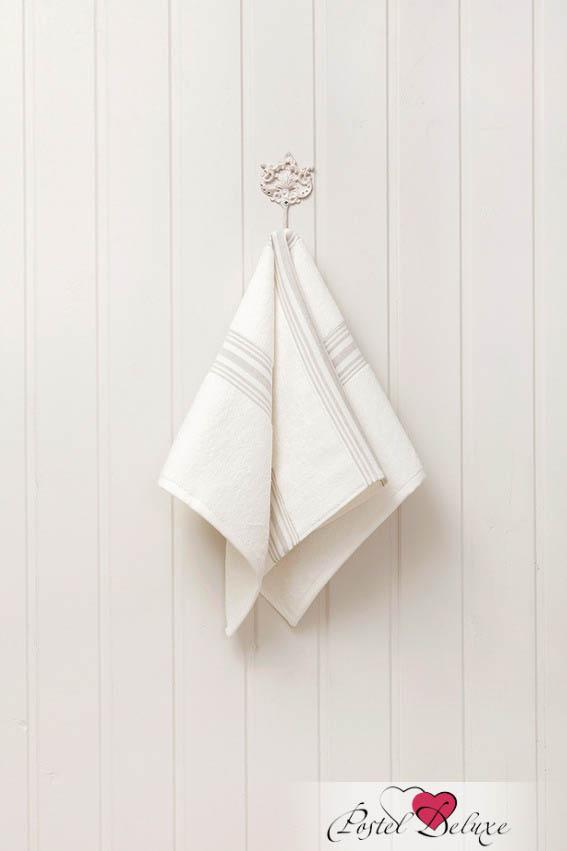 Купить Полотенца Luxberry, Полотенце Spa 1 Цвет: Белый-Льняной (50х100 см), Португалия, Махра, Лен