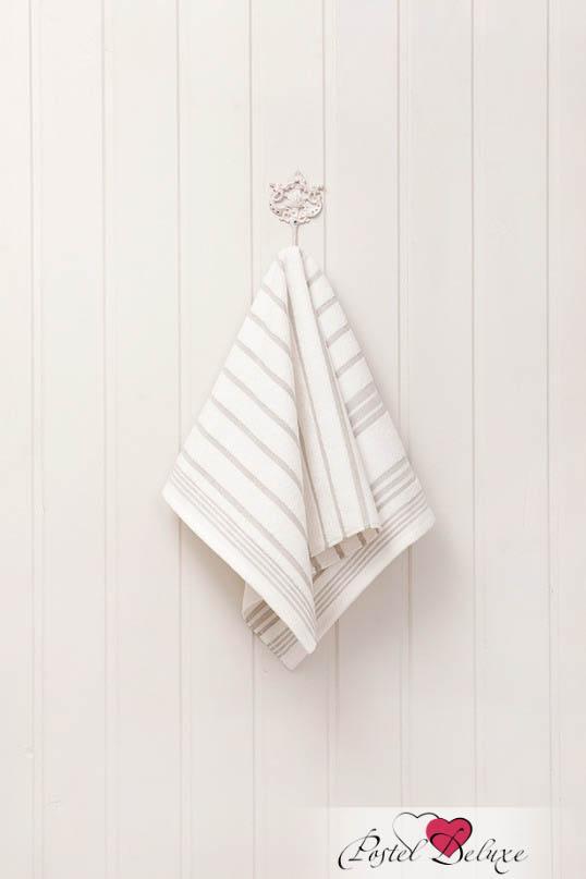 Купить Полотенца Luxberry, Полотенце Spa 4 Цвет: Белый-Льняной (50х100 см), Португалия, Махра, Лен