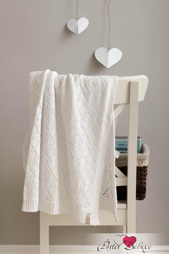 Купить Покрывала, подушки, одеяла для малышей Luxberry, Детский плед Imperio 172 Цвет: Белый (100х150 см), Португалия, Вязаный хлопок